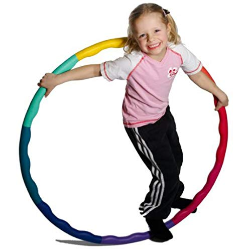 Pacificdeals Hula Hoop Ring for Kids (Multi-Color)