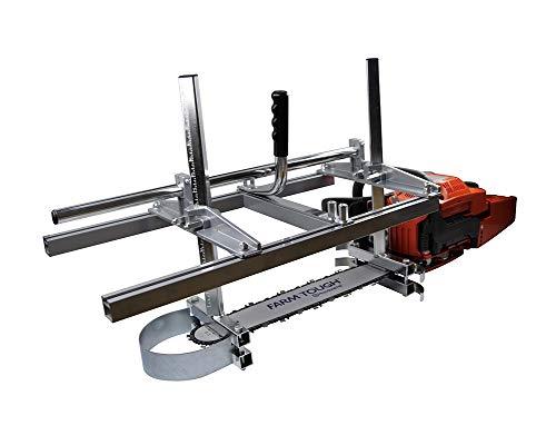 Farmertec Portable Chainsaw Mill 36 Inch Holzfforma Planking Milling Saw Log...