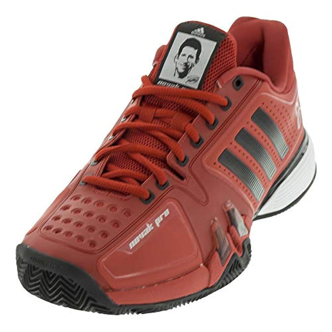 adidas Originals Men's Novak Pro Clay Tennis Shoe