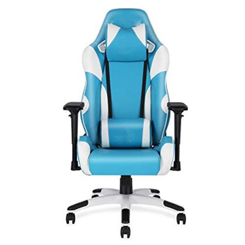 Anchor Live Chair - Silla de oficina ergonómica, Material:, azul, talla