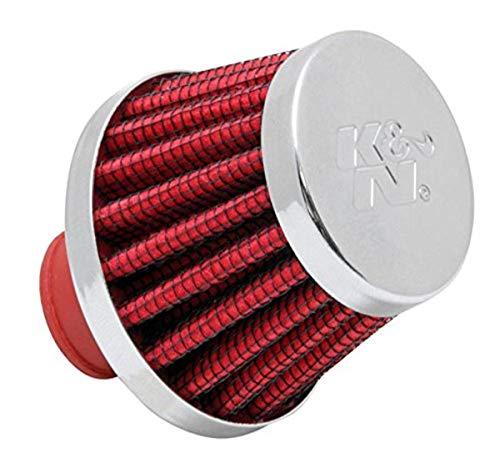 K N & 62-1600RD-L - Ventola per filtro d'aria Auto e Moto