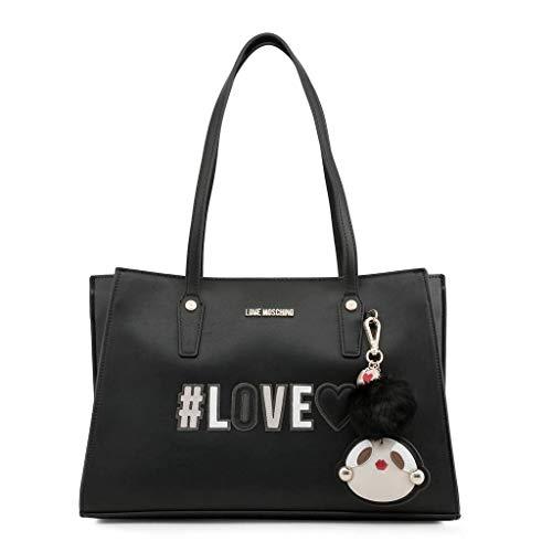 Love Moschino Bolsa Mujer Negro - JC4070PP16LK0000