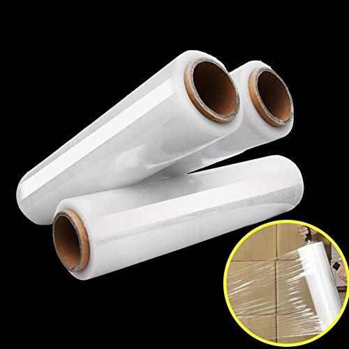 Geen logo ROYAL STAR TY Stretch Film Sticky Antistatische Logistiek Transport Plastic Verpakking Transparante Tekening Winding Pakket Goederen Lade verpakt