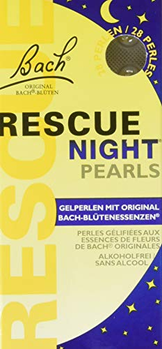 BACH ORIGINAL Rescue night pearls 1 St