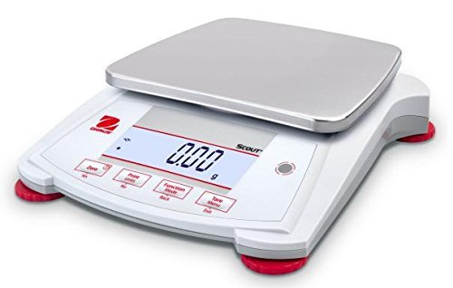 Ohaus SP2001 Scout Pro Compact Bench Scale Portable Balances, 2000g x 0.1g Readability,New