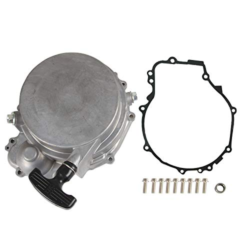 Replace 3090085 Recoil Pull Starter Case Assembly For Polaris Sportsman 500 400 X2 Magnum Ranger ATP Trail-Boss 330
