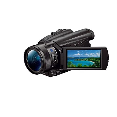 Sony FDR-AX700 Videocamera 4K HDR con Sensore CMOS Exmor RS Stacked da 1