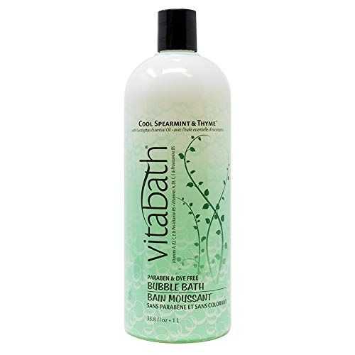 Vitabath Cool Spearmint & Thyme™ 33.8 fl oz Bubble Bath