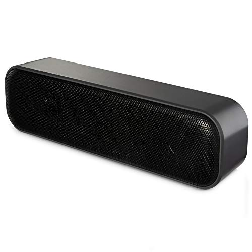SoundBar Mini USB Lautsprecher, Computer Lautsprecher für PC Computer, Laptop, Notebook, Tablet - Plug and Play