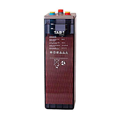 Batterie Solar TAB OPZS 350-1 Vase 2V