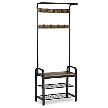 Best shoes and coat rack Reviews
