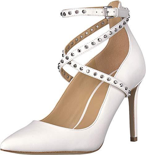 MICHAEL Michael Kors Jeannie Pump Optic White 8