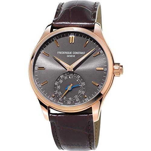 Frederique Constant Geneve Horological Smartwatch Classics FC-285LGS5B4 Smartwatch