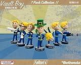 AMrjzr 7 Modelos-Fallout4 Fallout 4 Juego periférico Figura 111 Fallout Boy Vault Boy-Altura: 15