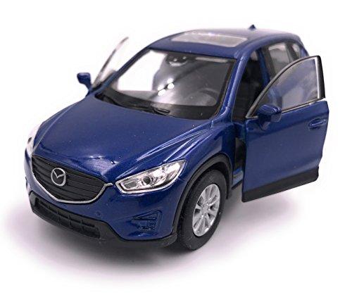 H-Customs Mazda CX 5 Modellauto Auto Lizenzprodukt 1:34 zufällige Farbauswahl