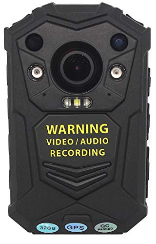 GUARDIAN G1 BODY CAMERA® HD 1296p @30fps & 32MP Camera with a 140 Degree Wide...