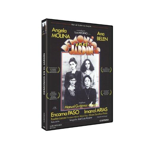 Demonios en el jardín [DVD]