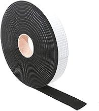 EPDM celrubber afdichttape eenzijdig, zelfklevend schuimrubber - 10 meter per rol - breedte (5 tot 70) mm x dikte (1 tot ...