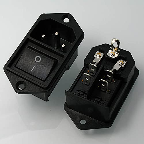 Printer Parts ON-Off Rocker Switch Store 6pin Files Light Locked 4 Challenge the lowest price of Japan 3 P