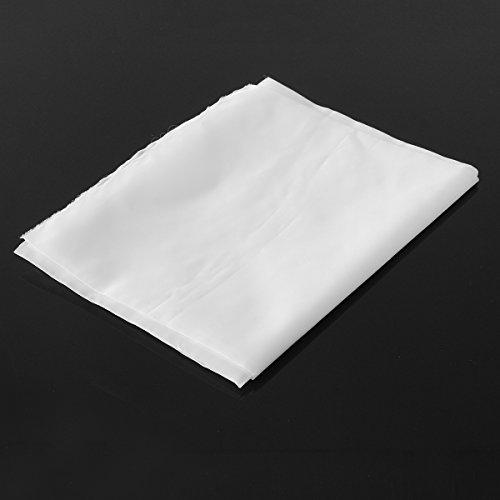 TuToy 100T 250M wit polyester zijscherm printer mesh net stof textiel 100X127cm