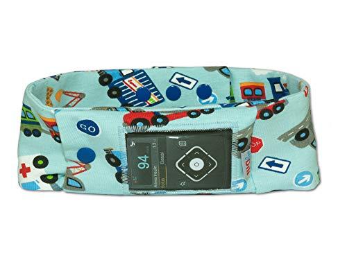 Bauchgurt Bauchband Sportband Pumpentasche Tasche für Insulinpumpe 5093 Größe 50cm - 55cm