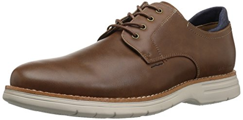GBX Men's Hatch Oxford, tan, 11 M US