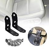 waysad Limitador de bisagra Kit de reparación de guantera para Audi A4 A4 S4 RS4 B6 B7 8E 2001-2008 Comfortable Ideal approving
