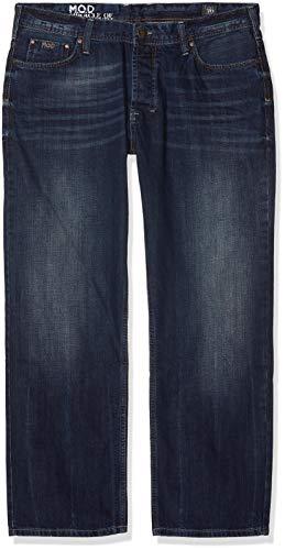 M.O.D Herren Jeans Joshua blue quartz 31/30