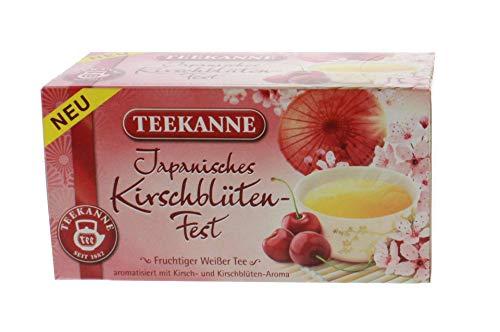 Teekanne - Japanisches Kirschblüten-Fest Tee - 20Bt/30g