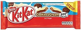 Kit Kat 2 Finger Cookies & Cream 8 Pack 166.4G