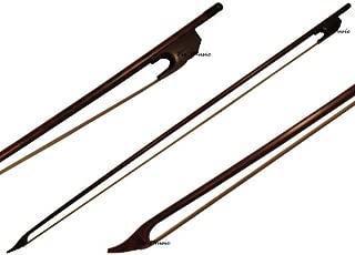 Vio Music#709 Old German Baroque Style Beautiful Snakewood 4/4 Violin Bow