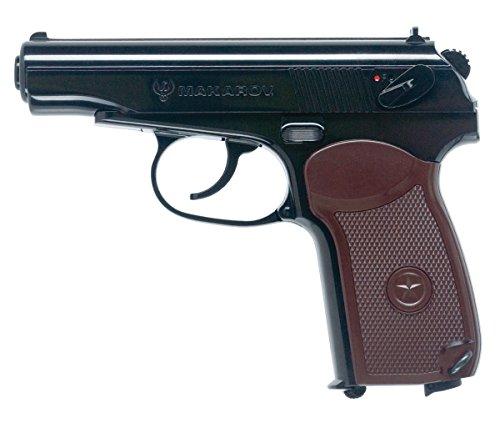 Umarex Legends Makarov All Metal .177 Caliber BB Gun Air Pistol, Makarov Air Gun