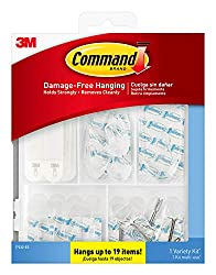 package of variety of different command hooks