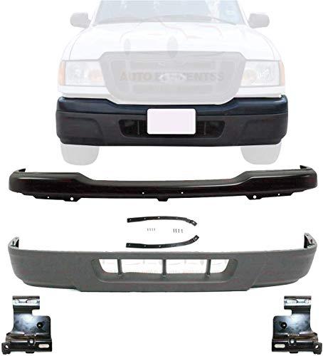 01 ford ranger front bumper - 9
