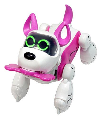 Silverlit Ycoo by Pupbo 20 cm – Juguete de Juguete Interactivo con reconocimiento de Voz – Tu Padre Grabar Las órdenes Que efectuará