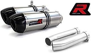 HP1 DB KILLER Dominator Exhaust silenziatore scarico SUZUKI DL 650 15 V-STROM