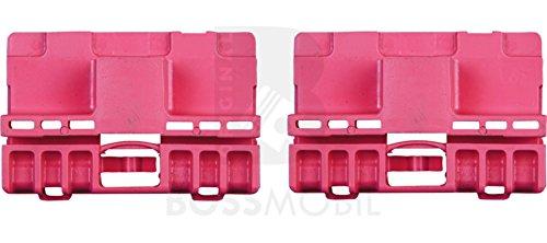 Original Bossmobil Vorne Rechts oder Links, manuell oder elektrisch, Fensterheber-Reparatursatz A6 A3 / S6, A3 / S3 (8L1) (4B, C5)