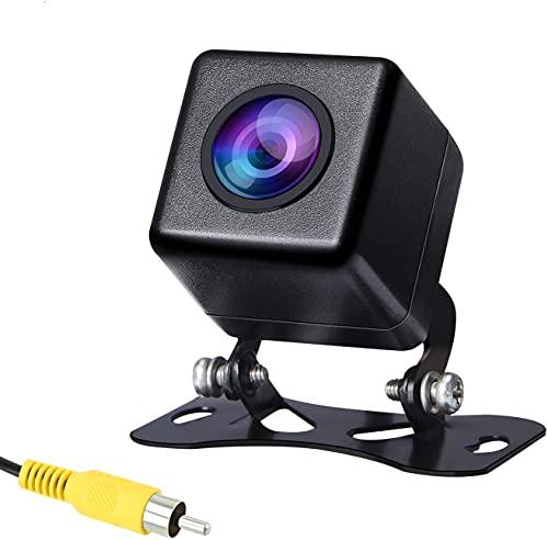 Vanku Auto Rückfahrkamera Einparkhilfe Kamera mit 150° Winkel Nachtsicht IP67 Wasserdichtkeit Rückfahrsystem Für die meisten Autos