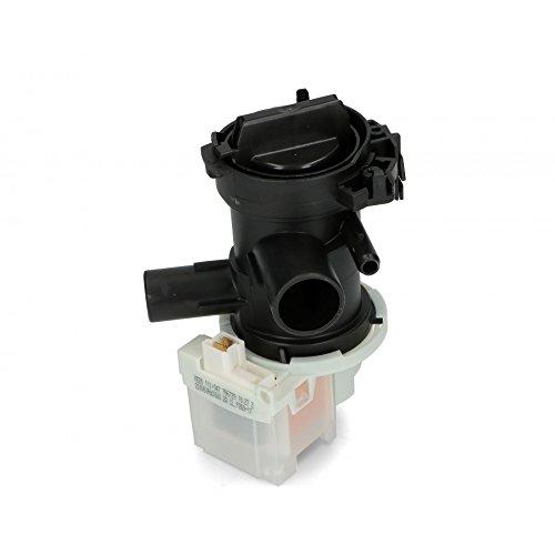 EVH-XTRA® Laugenpumpe, Ablaufpumpe Waschmaschine passend für Bosch, Siemens wie Orig.-Ersatzteil-Nr. 145212 bzw. 00145212