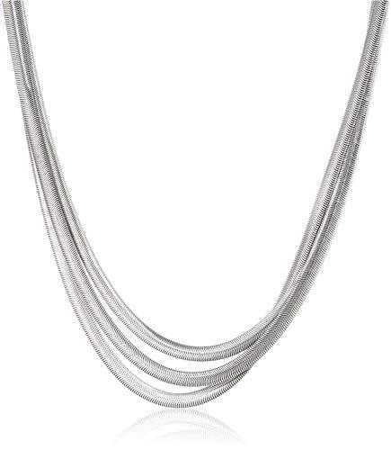 Tommy Hilfiger Jewelry Damen Halskette Edelstahl - 2700978