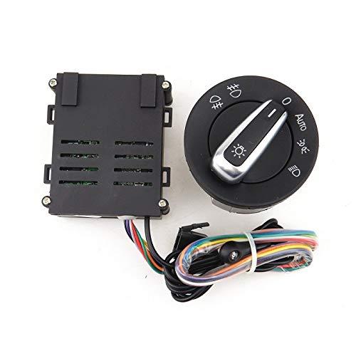 Accesorios de reparación de automóviles Interruptor READXT cromo del coche luz de...