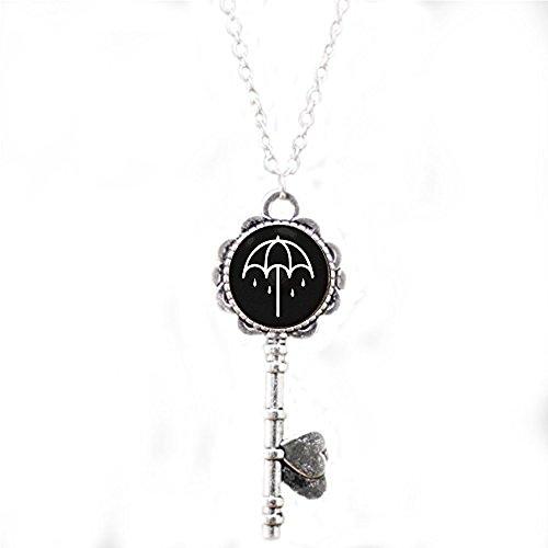 qws That The Spirit Bring Me The Horizon - Collar con llave de álbum