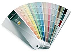 Benjamin Moore fan deck for paint colors - best cool grays