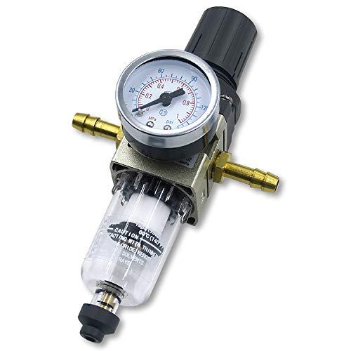 Wasserabscheider Druckminderer Druckluftregler für Plasmaschneider oder Kompressoren von Vector Welding