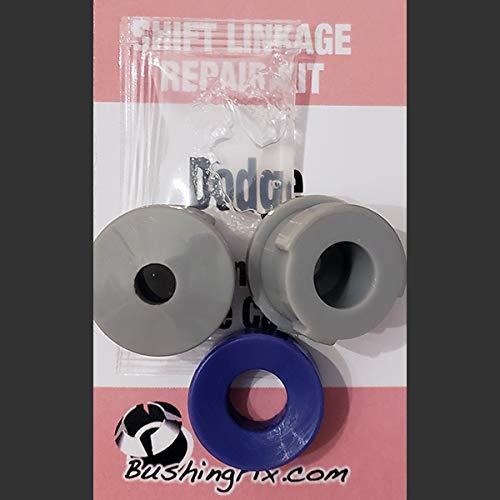 Bushing Fix DR1Kit - Dodge Ram Replacement Transfer Case Shifter Bushings - Easy Repair Kit