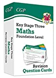 New KS3 Maths Revision Question Cards - Foundation: perfect for catch-up and learning at home (CGP KS3 Maths)