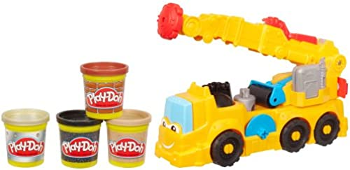 Diggin Rigs Power Crane by Play-Doh