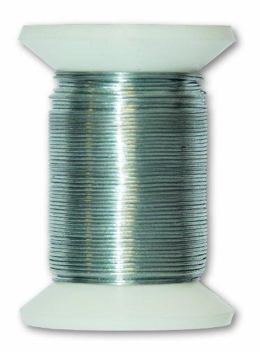 Filpack VFCA4 - Hilo metálico de acero galvanizado (0,5 mm x 20 m)