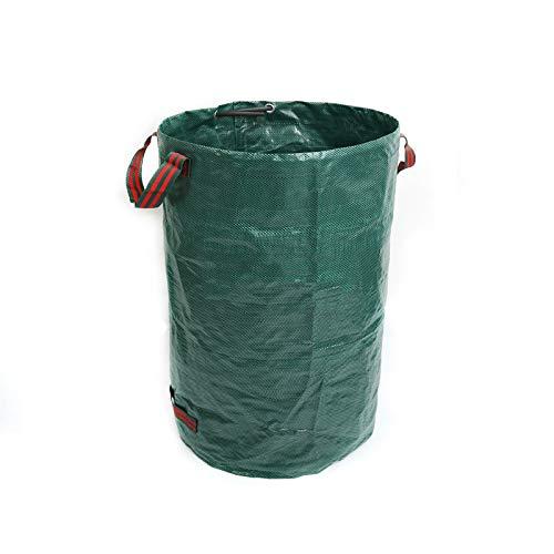 Cubo de basura plegable portátil para jardín, para jardín, para el jardín, para el jardín, para el camping, 120 l