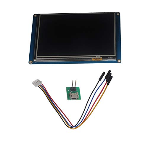 Nextion Display 5 inch NX8048T050 Resistive Touch Screen UART HMI LCD Module 800x480 for Arduino Raspberry Pi